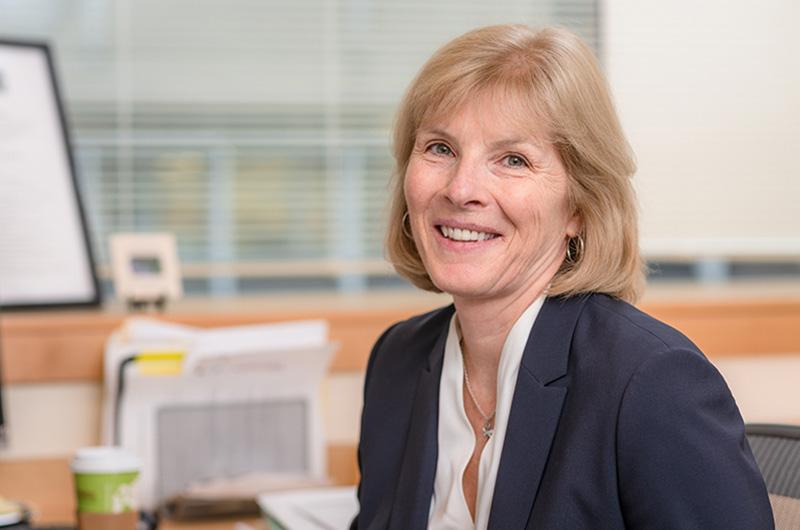 Katherine Warren, MD, co-authored three sets of guidelines onassessing pediatric brain tumors.