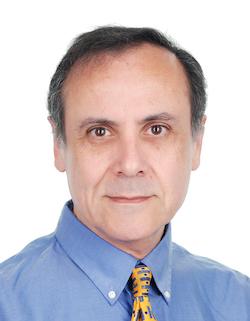 Talal Chatila head shot